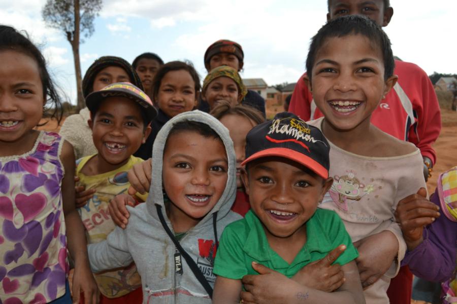 Sorrisi - Nosy Be, Madagascar