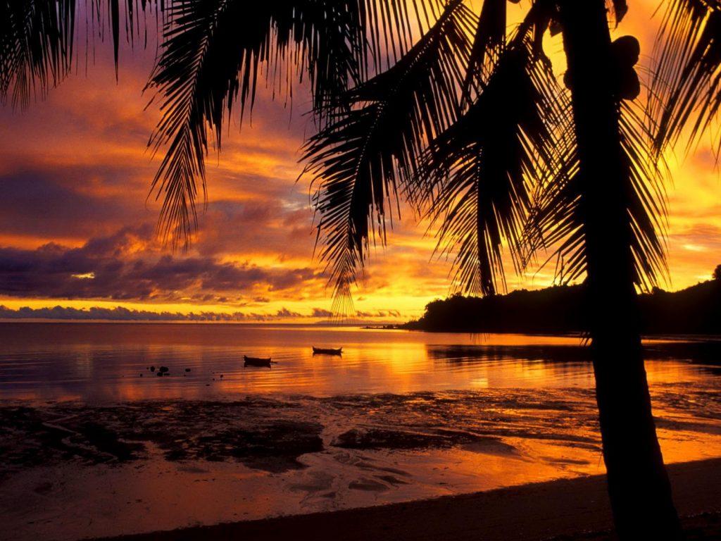 tramonto-Nosy Be, Madagascar